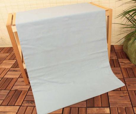 Долен чаршаф с ластик Uspa Mix Grey 160x200 см
