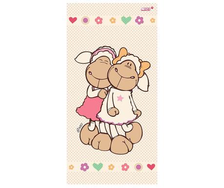 Ręcznik plażowy Nici 70x140 cm
