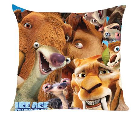Ice Age Close-Up Párnahuzat 40x40 cm