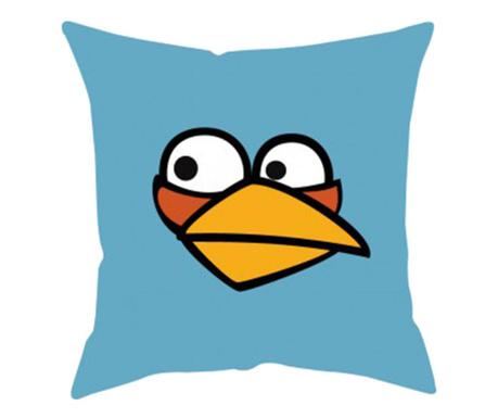 Ukrasni jastuk Angry Birds Blue 40x40 cm