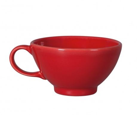 Šalica za doručak Jumbo Red 500 ml