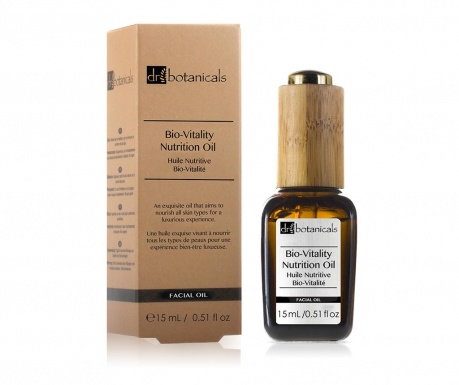 Olej na obličej Bio Vitality 15 ml