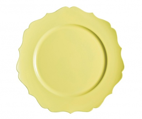 Плато Pastel Yellow