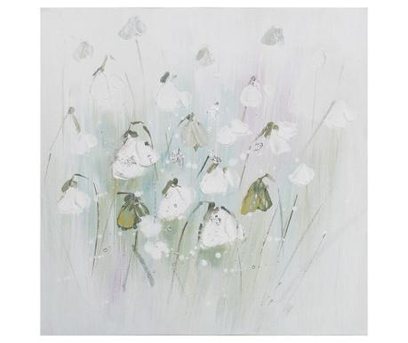 Snowdrop Kép 30x30 cm
