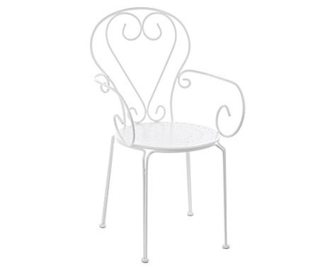 Zahradní židle Etienne White