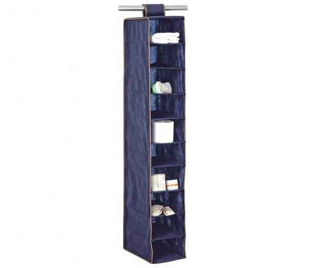Wardrobe organizer Roll Blue