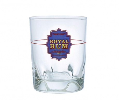 Sada 6 sklenic Duke Royal Rum 240 ml