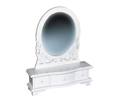 Oglinda de masa Lena