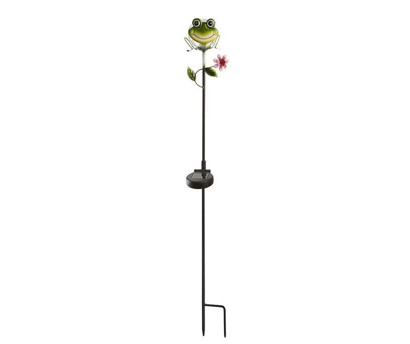Solární lampa Frog Stick