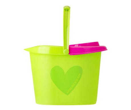Vedro za močo Arp Green Pink 12 L