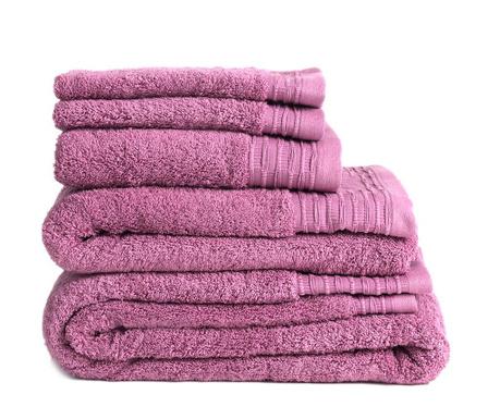 Σετ 2 πετσέτες μπάνιου Lisa Lavender 30x50 cm