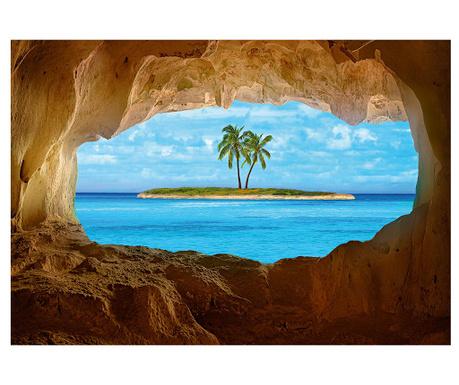 Tapet Paradise 254x366 cm