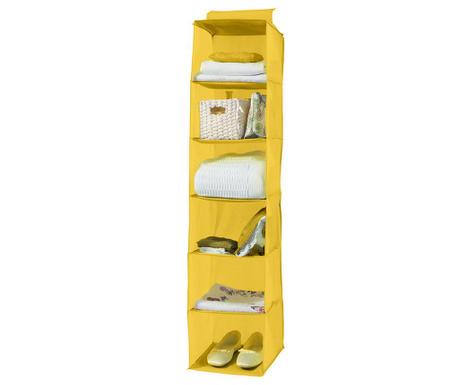 Organizator za omaro Copria Scandi Yellow