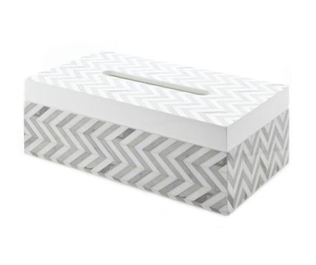 Cutie pentru servetele Zigzag