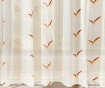 Zavesa Makana Brown 200x260 cm