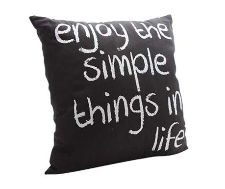 Simple Things Díszpárna 45x45 cm