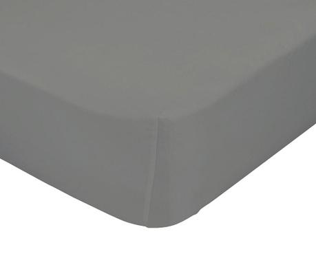 Долен чаршаф с ластик Basic Stone