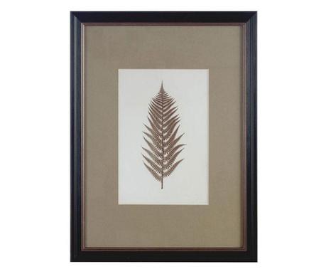 Картина Leaf 41x55 см
