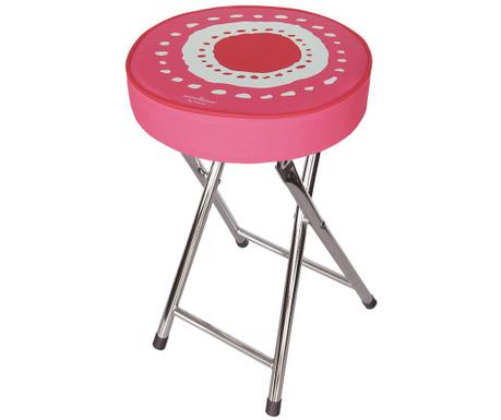 Sklopivi stolčić Suns Pink