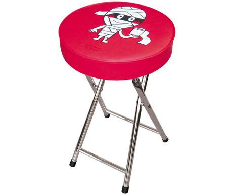 Сгъваем стол Mummy on Red