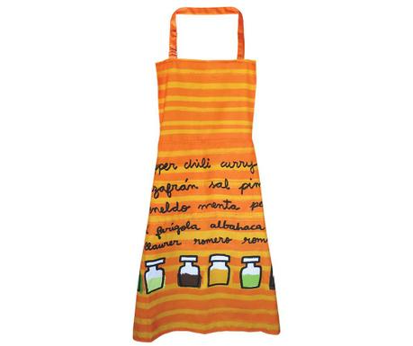 Кухненска престилка Spices Orange
