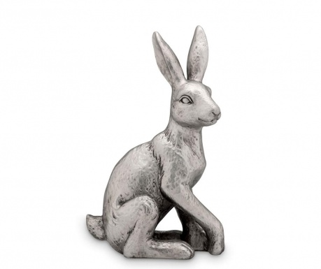 Decoratiune Smiling Hare