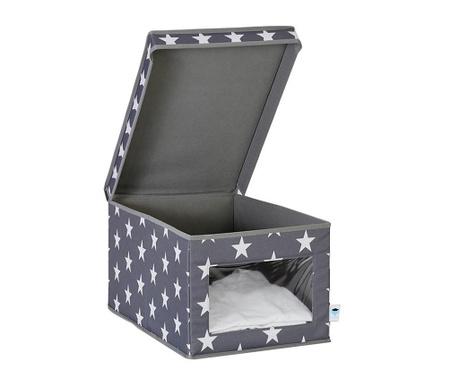 Кутия за съхранение с капак Stars Flap