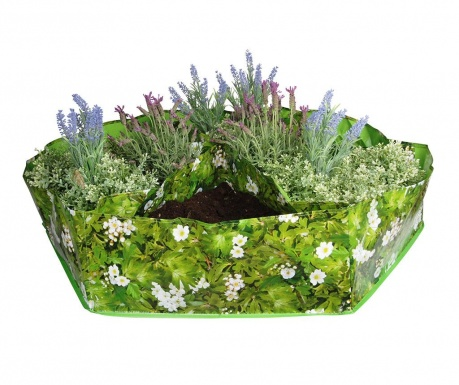 Tekstilna posuda za cvijeće sa 6 odjeljaka Harry