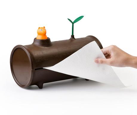 Log and Roll Papírtörlő tartó