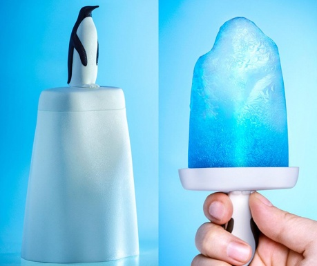 Forma pentru inghetata Penguin