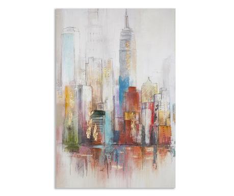 Obraz Rush City 60x90 cm