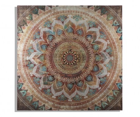 Slika Mandala 90x90 cm