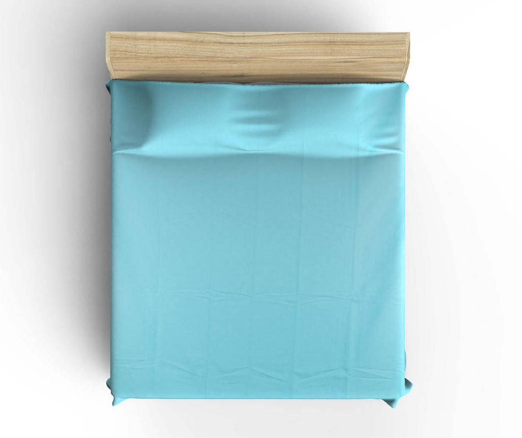 Кувертюра Pique Dante Turquoise 220x260 см
