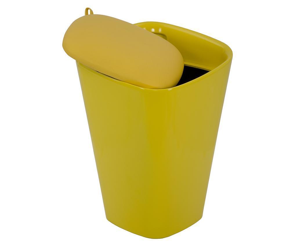 Taburet Modern Look Yellow