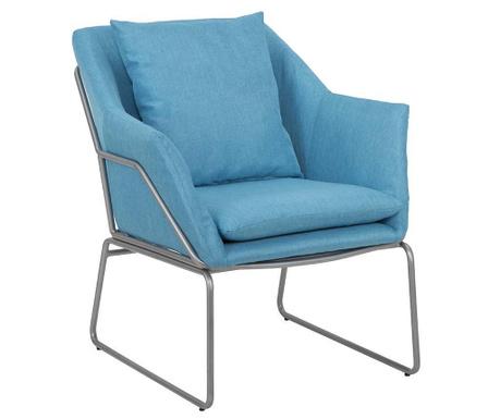 Fotel Comfy Blue