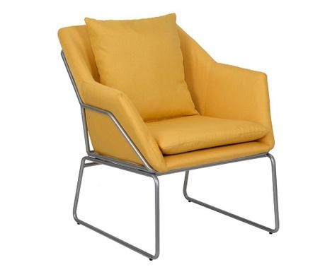 Fotel Comfy Yellow