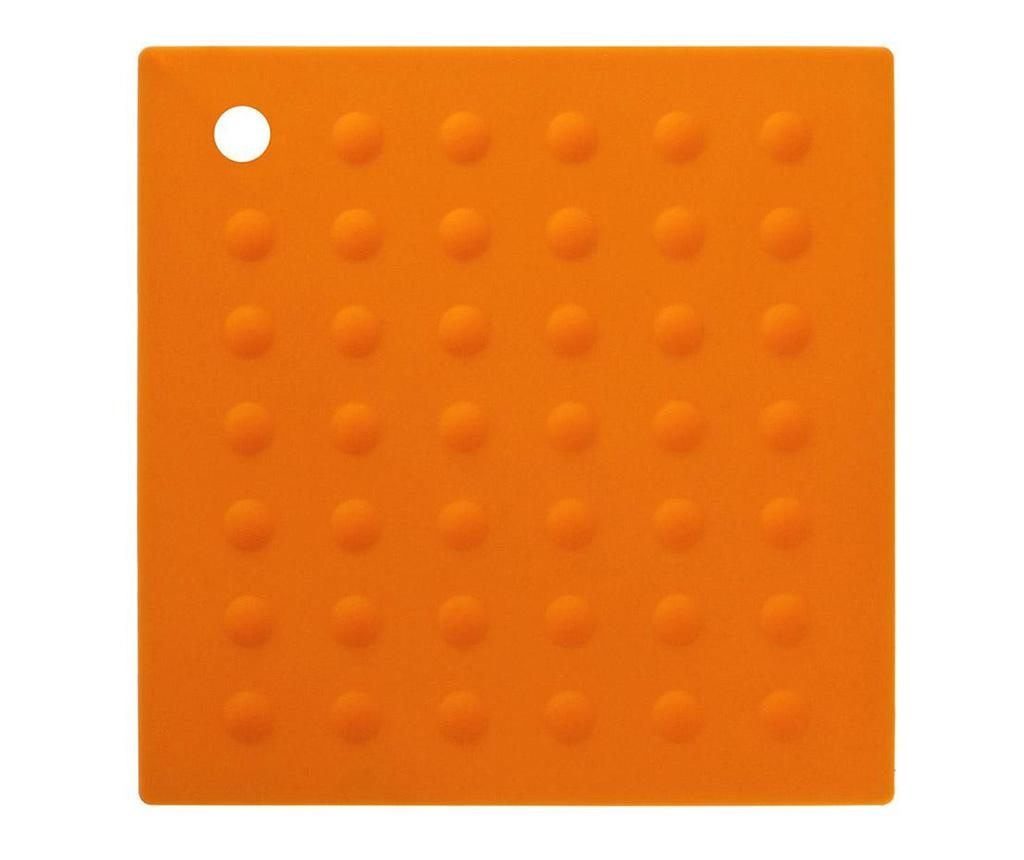 Podmetač za vruće posuđe Zing Orange