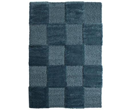 Preproga Squares Blue
