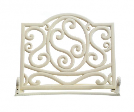 Cookbook holder Cream Senu