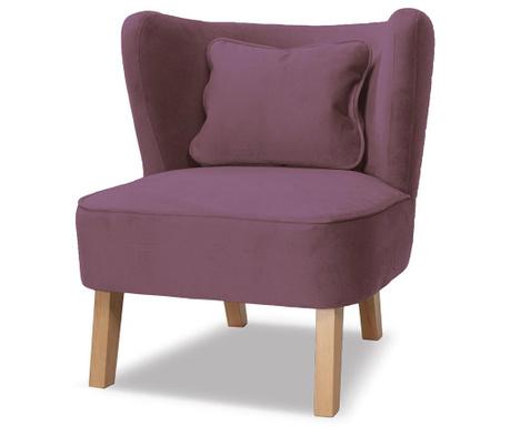 Křeslo Organza Lavender