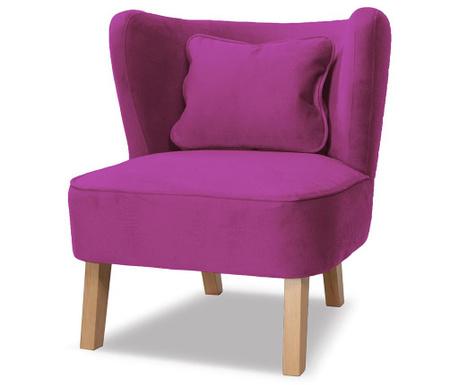 Fotel Organza Pink