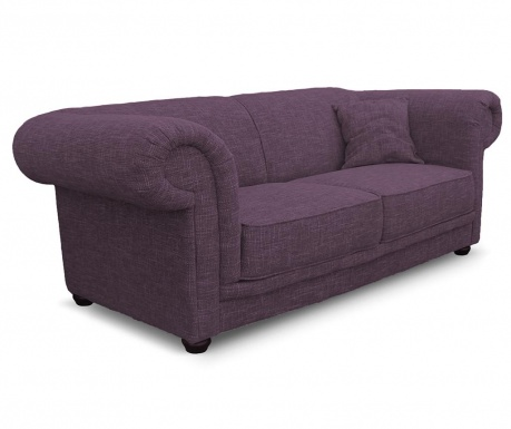 Dvoumístná pohovka Aubusson Lavender