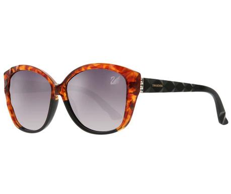 Ženska sončna očala Swarovski Butterfly Multicolor
