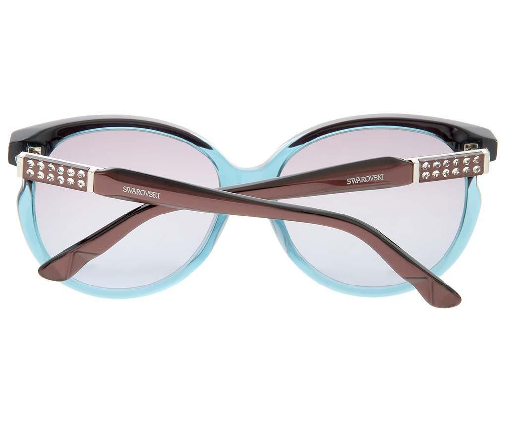 Ochelari de soare dama Swarovski Butterfly Bicolor