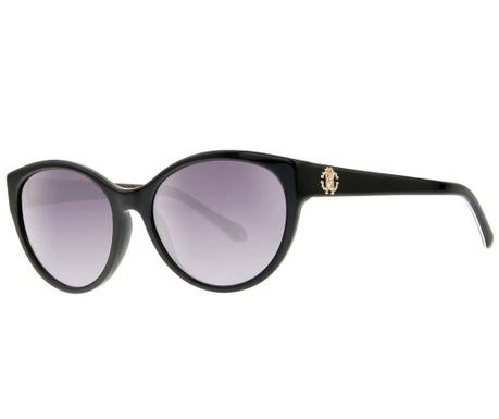 Roberto Cavalli Oval Black Női napszemüveg