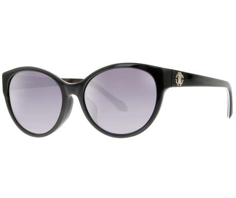 Ženska sončna očala Roberto Cavalli Oval Simple Black
