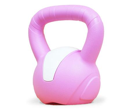 Emotion Pink Kettlebell súly 5 kg