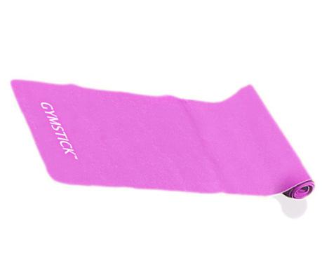 Еластична лента за упражнения Emotion Pink 15x120 см
