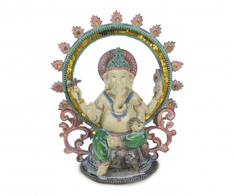 Dekorace Ganesh Aura