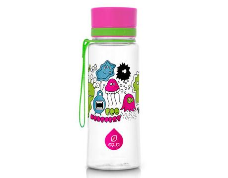 Butelka sportowa Kids Pink Monsters 600 ml